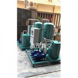 咸宁管道抽真空引水泵系统