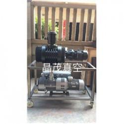 扬州管道抽真空引水泵系统