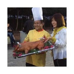 山西烤香猪生产供应商 烤全羊加 烤香猪价格