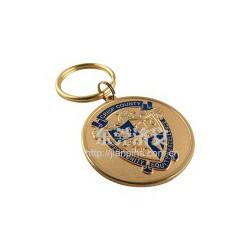 东莞地区销量大的锁匙扣:天津锁匙扣定制厂