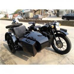 长江款750边三轮摩托车