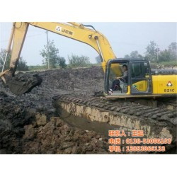 加长臂挖掘机出租,润泽机械,加长臂挖掘机