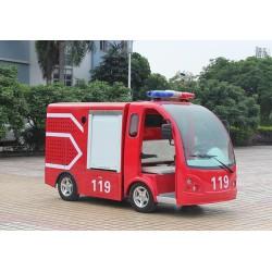 淄博电动消防车、朗晴|厂家直销、电动消防