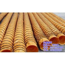 透明钢丝风管选兴盛、钢丝通风管价格、连云