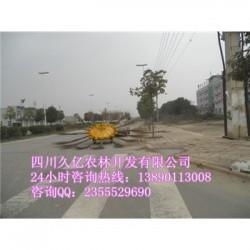 新疆牵引式道路清扫车,新疆牵引式道路清扫
