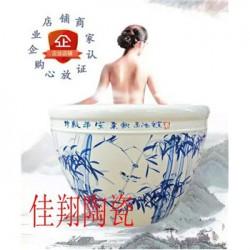 温泉洗澡泡澡大缸