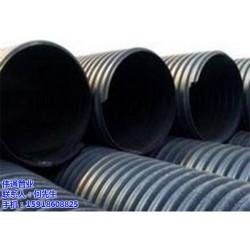 钢带PE螺旋管品牌、伟通管业、从化钢带PE螺