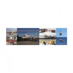 河南豪华贝尔407直升机租赁公司