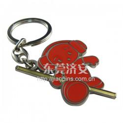 订制五金钥匙扣 专业的五金锁匙扣由东莞济