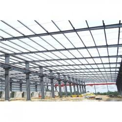 长治轻钢结构施工-杰瑞钢结构