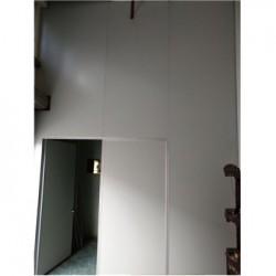 清溪厂房车间宿舍彩钢板隔墙吊顶装修工程