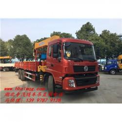 黑龙江省鸡西市好上户东风12吨随车吊卖多少