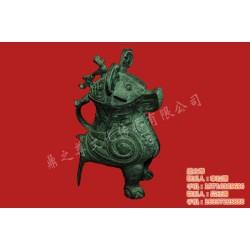 鼎之尊(图)、青铜器定制、北京青铜器