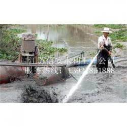 威海市清淤工程公司码头水下清淤
