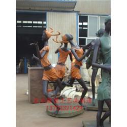 街道铸铜小品雕塑_小品雕塑_铜雕小品制作厂