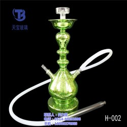 阿拉伯水烟壶厂家、阿拉伯水烟壶、天宝玻璃