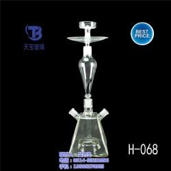 玻璃水烟壶制造,玻璃水烟壶,天宝玻璃厂(查