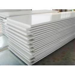 硅岩彩钢板 彩钢板 吴江创洁净化