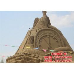 艺术沙雕制作、山西沙雕制作、永正雕塑