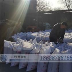扬中市水处理无烟煤滤料性能特点