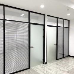 办公室屏风酒店隔断墙移动简约时尚移动隔断可定制尺寸