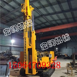 直销光伏发电工程打桩钻孔机 光伏安装钻孔机