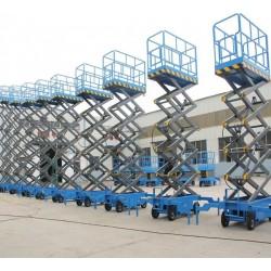 10米作业平台大全 高空升降机制造厂家