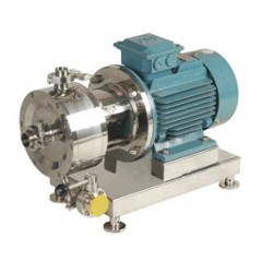 厂家生产直销管线式均质乳化泵,高速剪切乳化泵,高分散乳化机
