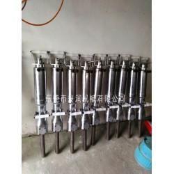 河南开封柱式液压劈裂棒设备说明