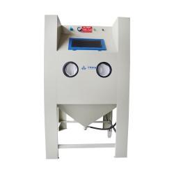 厂家供应喷砂机 环保箱式手动喷砂机去毛刺 干式手动喷砂机