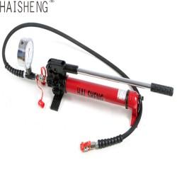 液压手动泵SDB-1 消防手动泵 全铝手动泵 铝制手动泵