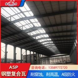 吉林通化asp塑钢覆合板 pvc彩钢板 塑料彩钢板经久耐用