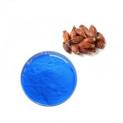 栀子蓝色素食品级水溶性天然蓝色素 稳定着色剂