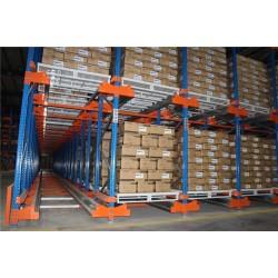 穿梭车货架仓储货架可订制鑫辉厂家直销常州上海