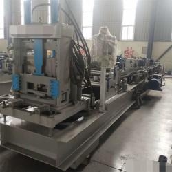 泊头兴和全自动换型80-300c型钢生产线