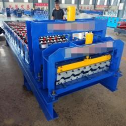 800型琉璃瓦压瓦机,竹节瓦压瓦机泊头兴和供应