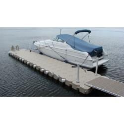 住宅或商业用模块化浮船坞系统,外贸推广