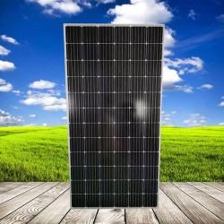 厂家批发晶天10KW-50MW光伏电站单晶360W太阳能板