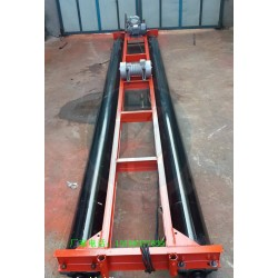 汽油两滚轴摊铺机柴油电动滚轴式混凝土路面整平机桥梁专用铺装机