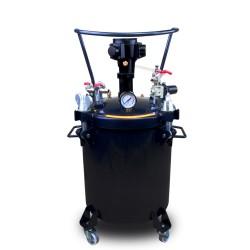 四川遂宁  DX-30L压力桶 稻香 动搅拌压力桶