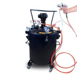 广西桂林 DX-10L压力桶 稻香 碳钢压力桶