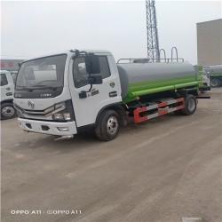 国六厂企绿化小型洒水车