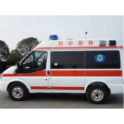 钟祥市江铃全顺救护车价格 福特全顺伤残运输车  救护车报价