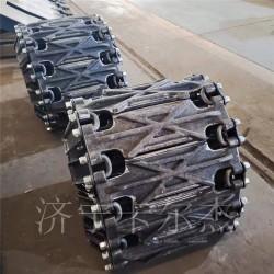 生产供应50装载机防滑保护履带 轮胎防滑保护链