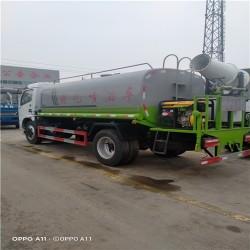 河南工地订购除尘10吨洒水车生产厂家
