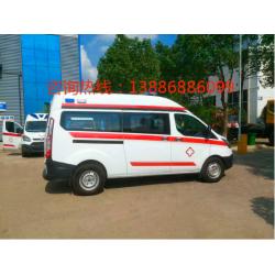 大通转运型、监护型救护车 救护车价格