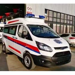 福特新型急救车 救护车价格 监护型救护车 救护车价格