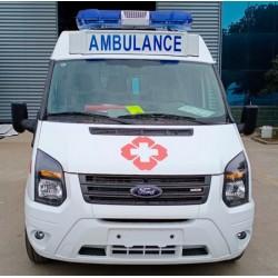 依维柯新型急救车 救护车价格 监护型救护车 救护车价格