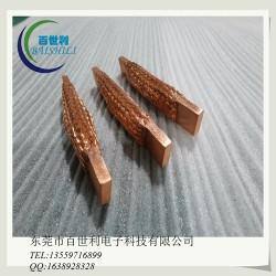 熔压铜编织带软连接现货批发供应