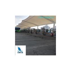 黄冈充电桩安装施工方案 黄冈膜结构公交站台